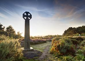 Celtic Cros at Gibet Hill - National Trust
