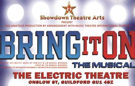 Showdown Theatre Arts: Bring It On – The Musical