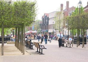 Staines High Street