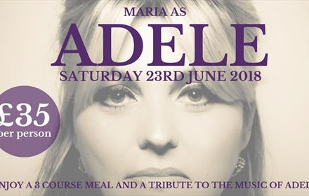 Adele Tribute at Reigate Manor