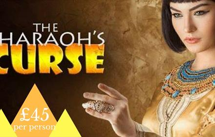Pharoah's Curse Murder Mystery at Hartsfield Manor