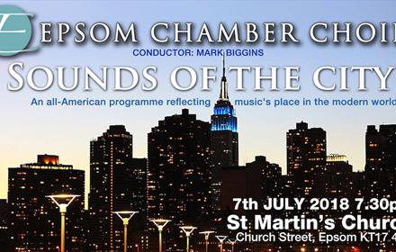 Choral concert - Sounds of the City