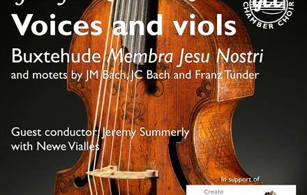 Guildford Chamber Choir - Voices and Viols