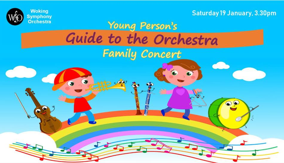Family Concert Woking Symphony Orchestra