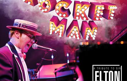 The Rocket Man – A Tribute to Sir Elton John at Guildford's Yvonne Arnaud Theatre