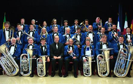 Anniversary Celebration Concert with Godalming Band