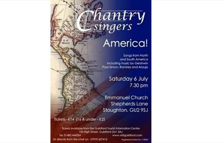 Chantry Singers: America!