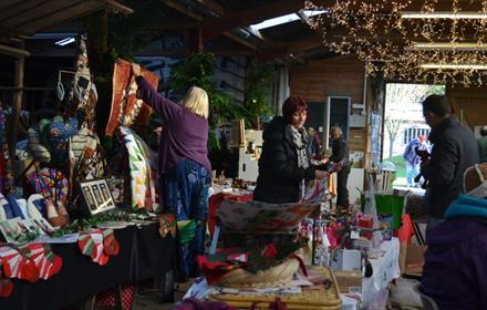 A Vintage Christmas at Rural Life Centre