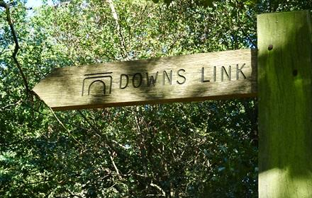 Downs Link off road trail