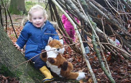 Trails and Tales: The Gruffalo's Child 2+yrs at Gatton Park