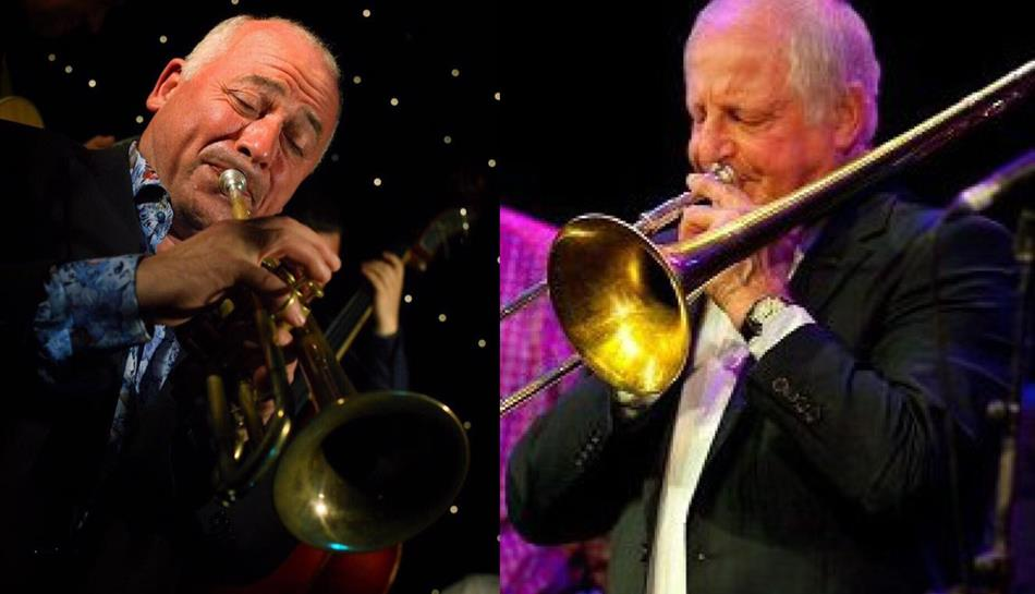 Jazz at the Ivy Room: Enrico Tomasso & Roy Williams Salute to Louis Armstrong