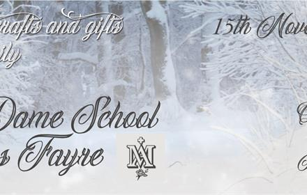 Notre Dame Christmas Fayre 2019