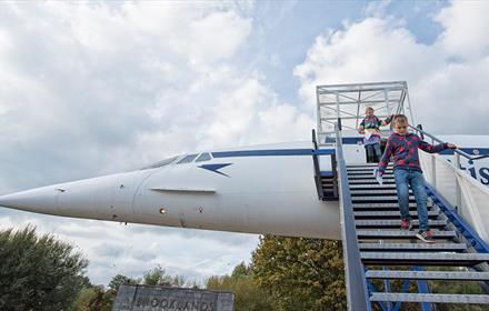 February Half Term Family Fun at Brooklands Museum